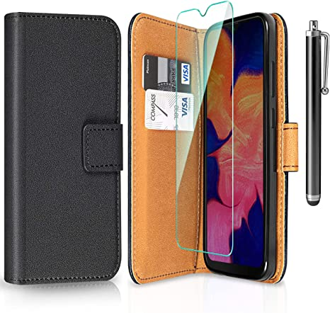 ivencase Funda Samsung Galaxy A10 + Protector de Pantalla, Samsung ...