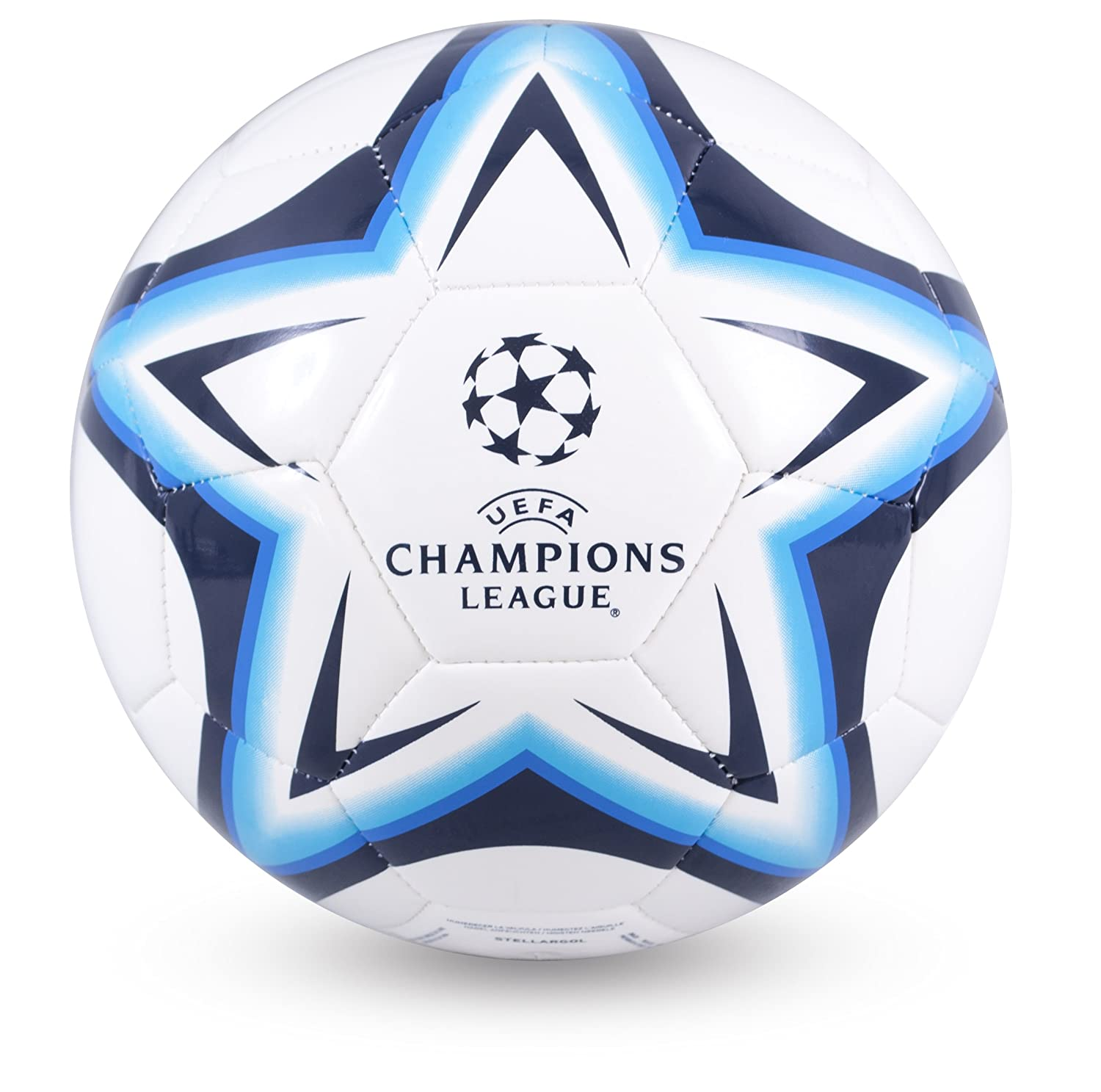 UEFA Champions League CL73040D - Balón de fútbol de ocio: Amazon ...