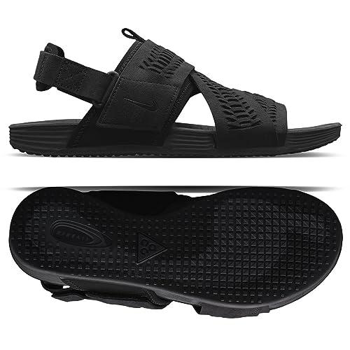 a26f528209e0 Nike NikeLab Air Solarsoft Zigzag WVN SP ACG 776444-001 Woven Men s Sandals  Size 7 Black Black Black  Amazon.ca  Shoes   Handbags