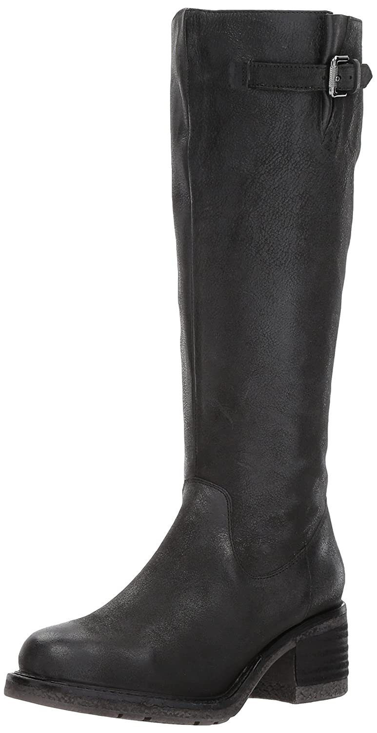 Seychelles Women's Exit Engineer Boot B06XDYL2FN 10 B(M) US|Black