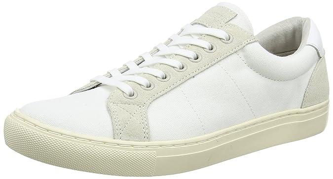 Hackett Cranfield, Scarpe Running Uomo, Bianco (White), 42 EU Hackett