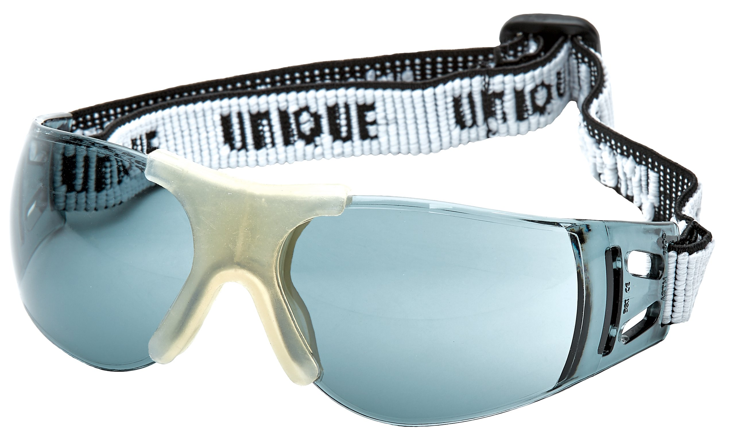Unique Sports Super Specs Eye Protector Smoke Grey Tint