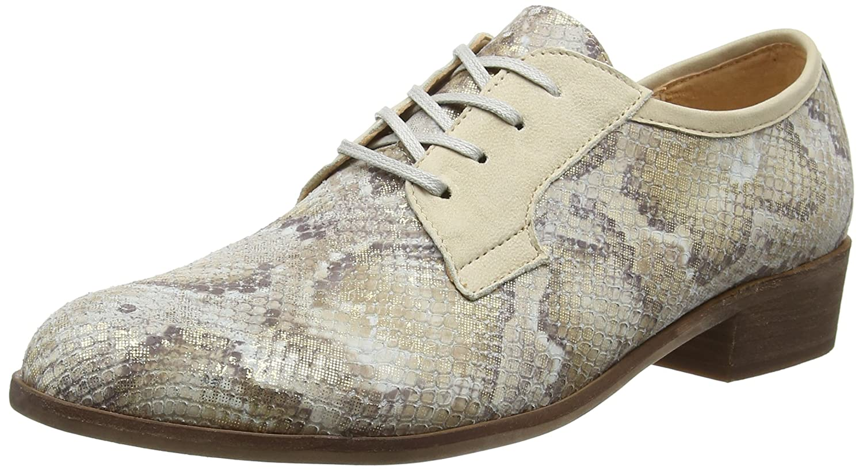 Giudecca Jycxs1442-1 - Zapatos de Cordones Brogue Mujer 40 EU Gris