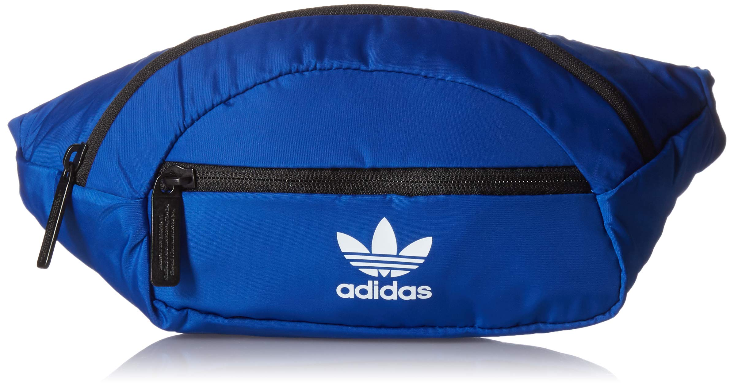 adidas Originals Unisex National Waist Pack, Collegiate Royal Blue, ONE SIZE by adidas Originals