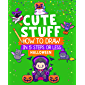 How to Draw Cute Stuff Halloween: In 5 Steps or Less   Suitable For Kids All Ages (Learn To Draw Cute Stuff)