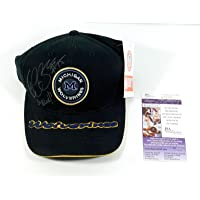 $45 » Elvis Grbac #15 Go Blue Signed Michigan Wolverines Baseball Hat COA Auto - JSA Certified - NFL Autographed Miscellaneous Items