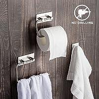 Set de accesorios de baño de 3 piezas: