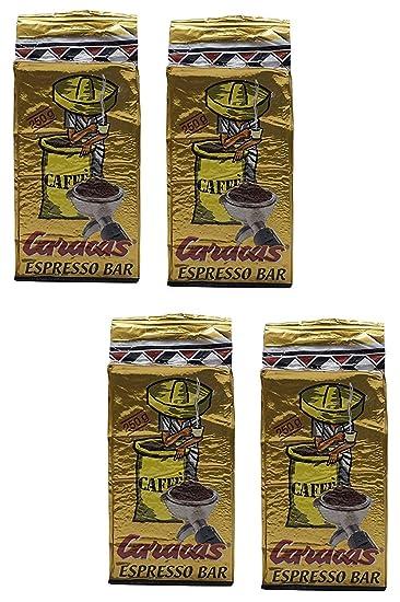 """Caffè Corsini: """"Caracas Espresso Bar"""" Ground Coffee for Espresso Coffee Maker *"""