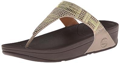 86b87af0b784 FitFlop Women s Aztec Chada Flip Flop