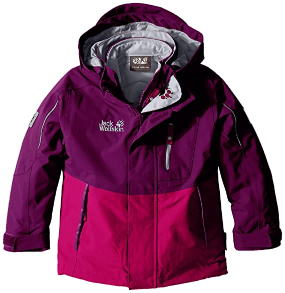 fashion classic styles buying cheap Jack Wolfskin Crosswind 3-in-1 Jacket