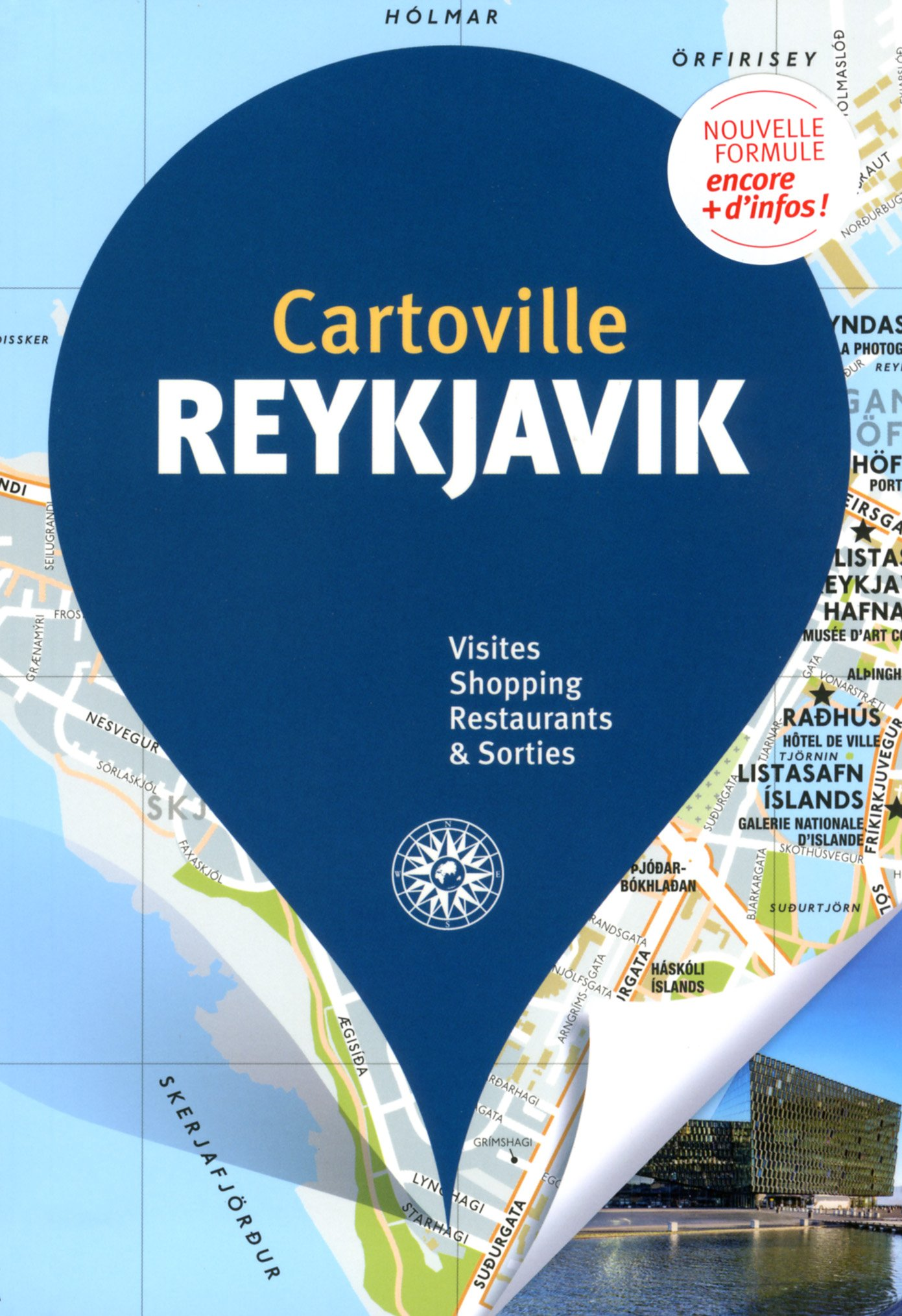 Reykjavik Poche – 13 avril 2017 Collectifs Gallimard Loisirs 2742447024 Europe
