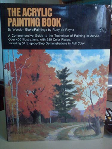 Acrylic Painting Book