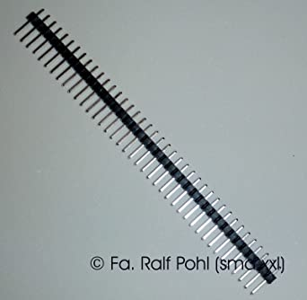 40-polig 2 x Leiterplatten-Steckverbinder RM 2,54mm 2-reihig NEU