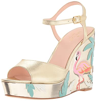 49dfa63937d Amazon.com  Kate Spade New York Women s Darie Wedge Sandal  Shoes