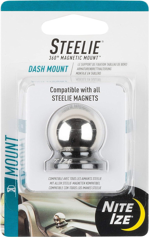 Additional Magnet for Steelie Phone Mounting Systems Nite Ize STSM-11-R7 Original Steelie Magnetic Phone Socket