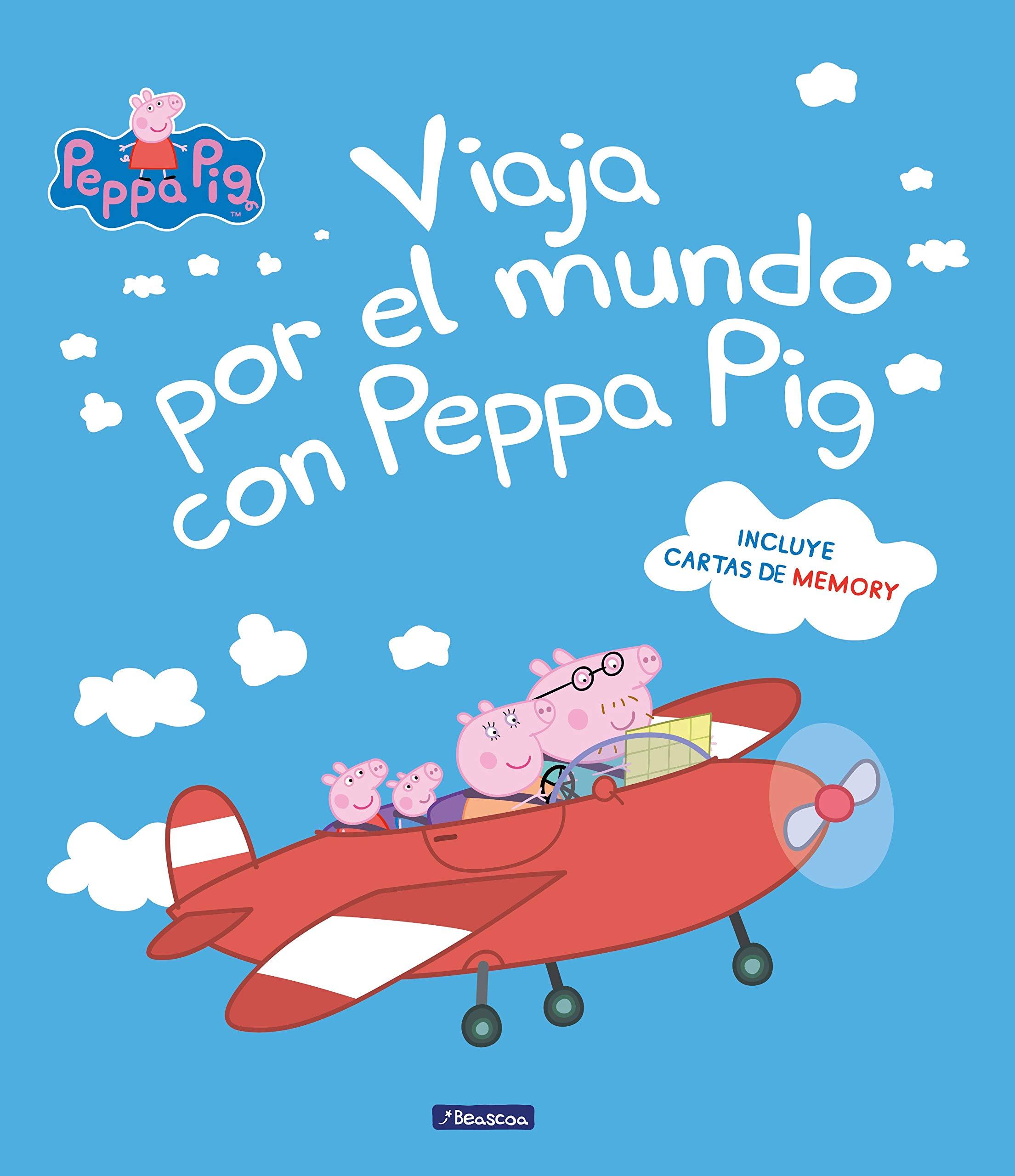 Viaja por el mundo con Peppa Pig (Peppa Pig. Primeras ...