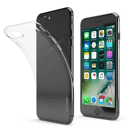 8 opinioni per CoverStyle® Cover ZeroFlex PRO 0.3mm Ultra Sottile Flessibile per iPhone 7 Plus