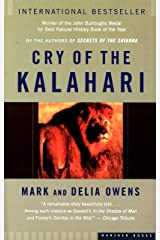 Cry of the Kalahari Kindle Edition