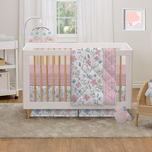 Lolli Living Sparrow Crib Bed Skirt Tripod