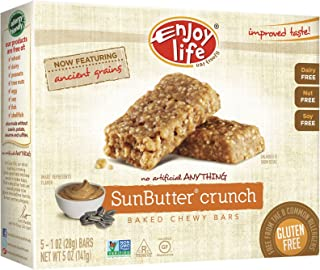 product image for Enjoy Life Chewy On The Go Bars - Sunbutter Crunch - 5 oz