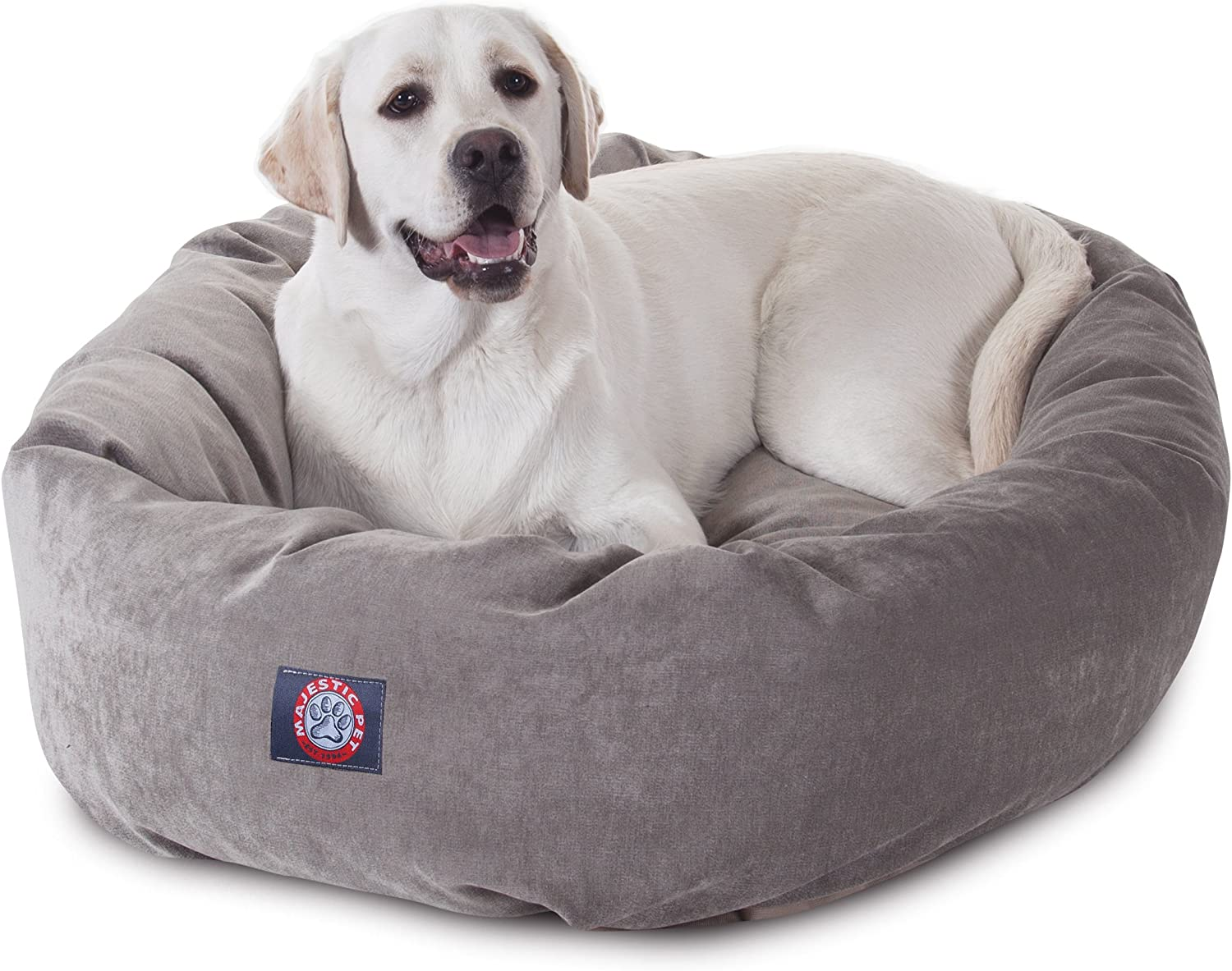 Villa Bagel Dog Bed by Majestic Pet Products