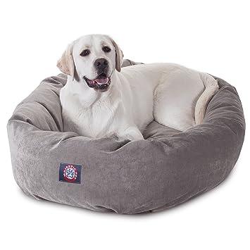 Amazon.com: Cama para perros Villa Bagel de Majestic Pet ...
