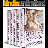 Mister Romance: A Gay Romance Anthology