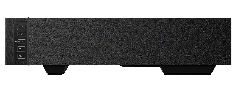 Sony HT-XT100 2.1-Kanal Soundbase Lautsprecher 80 Watt, integrierter Subwoofer, HDMI, NFC, Bluetooth, Home Theater schwarz