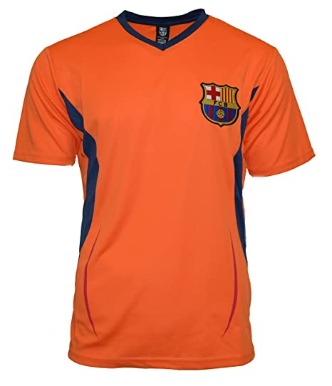 f53b414c36d Image Unavailable. Image not available for. Color  Fc Barcelona Adult  Training Jersey Performance Polyester ...