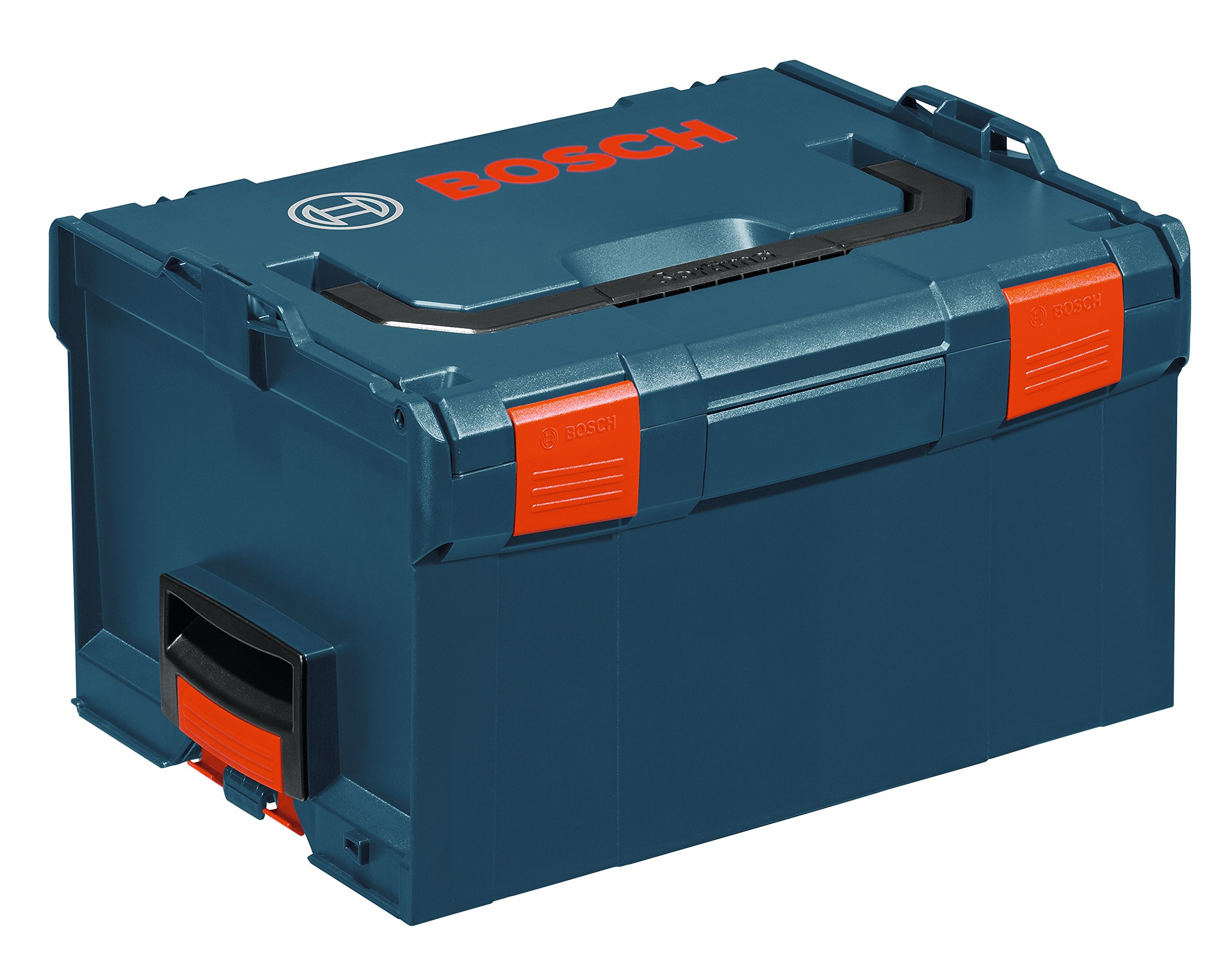 Bosch L-BOXX-3 10 In. x 14 In. x 17.5 In. Stackable Tool Storage Case,Blue