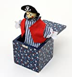 Peel and Sardine JB05 Pirate Jack Toy in The Box