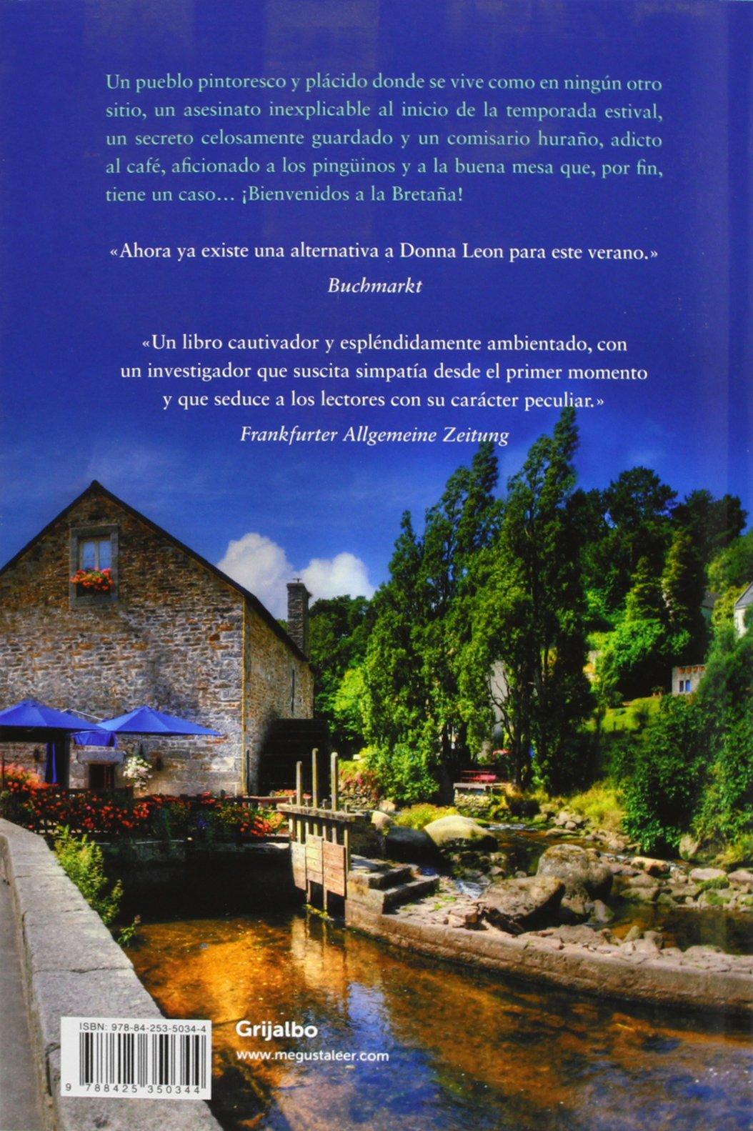 El misterio de Pont-Aven / The Mystery of Pont-Aven: Amazon.it: Jean-Luc  Bannalec: Libri in altre lingue