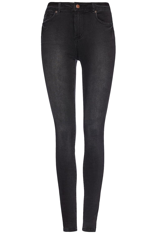 find Damen Skinny Jeans mit mittlerem Bund