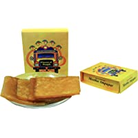 Amritsari Meetha Ampapar, 200 GMS - by Flavors of Punjab - Tasty, Healthy and Prepared & Packed Under Hygienic Conditions - [ Pack of 3 ]