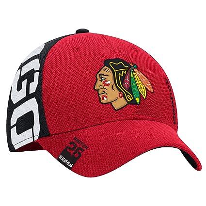 Chicago Blackhawks Hat Flex Fit Draft Structured Indian Head Logo 11901  (XL 2X) c3f1e5c173f
