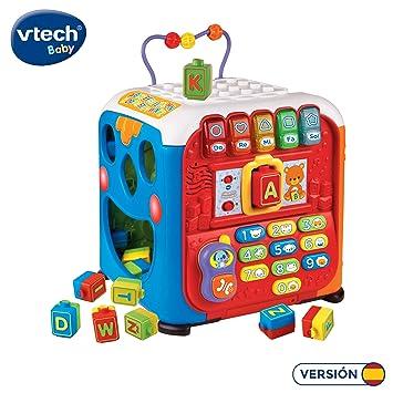 VTech- Alfacubo sorpresas Maxi Cubo de Actividades Que Contiene ...