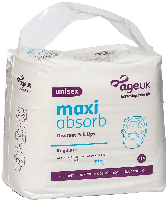 Drive Medical MAPU010 - Pañales para adultos (14 unidades): Amazon.es: Salud y cuidado personal