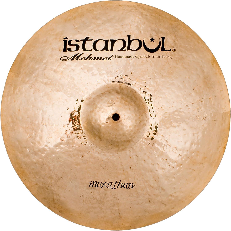 Istanbul Mehmet Cymbals Modern Series RM-CRR17 17-Inch Crash Cymbal