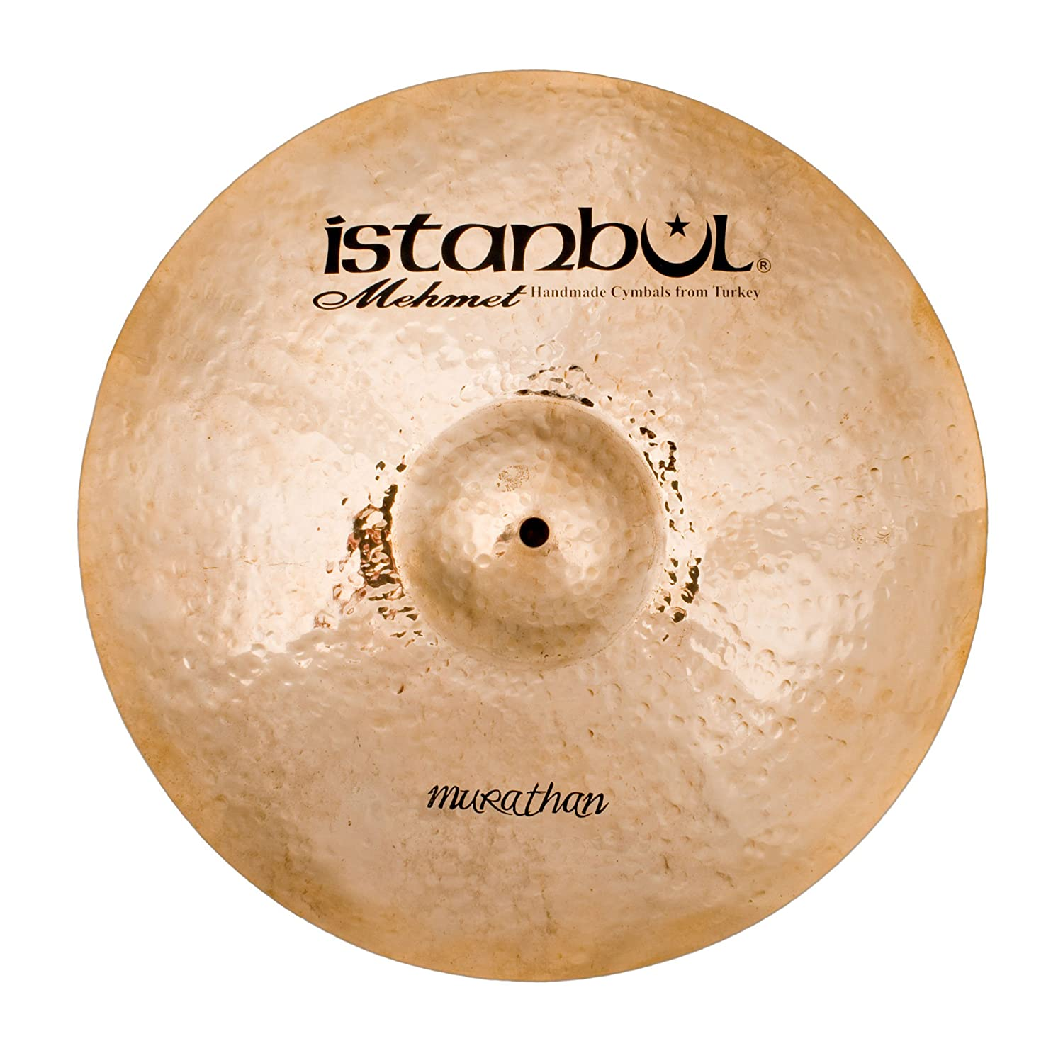 Istanbul Mehmet Cymbals Modern Series Murathan Rock Crash Cymbals RM-CRR (16
