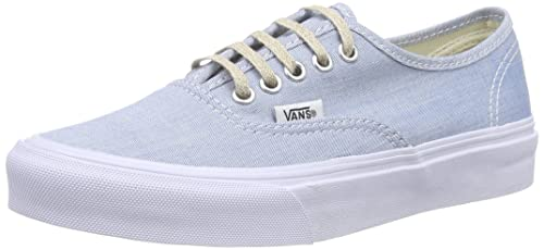 Unisex Adults Authentic Slim Low-Top Sneakers Vans k1oQMH