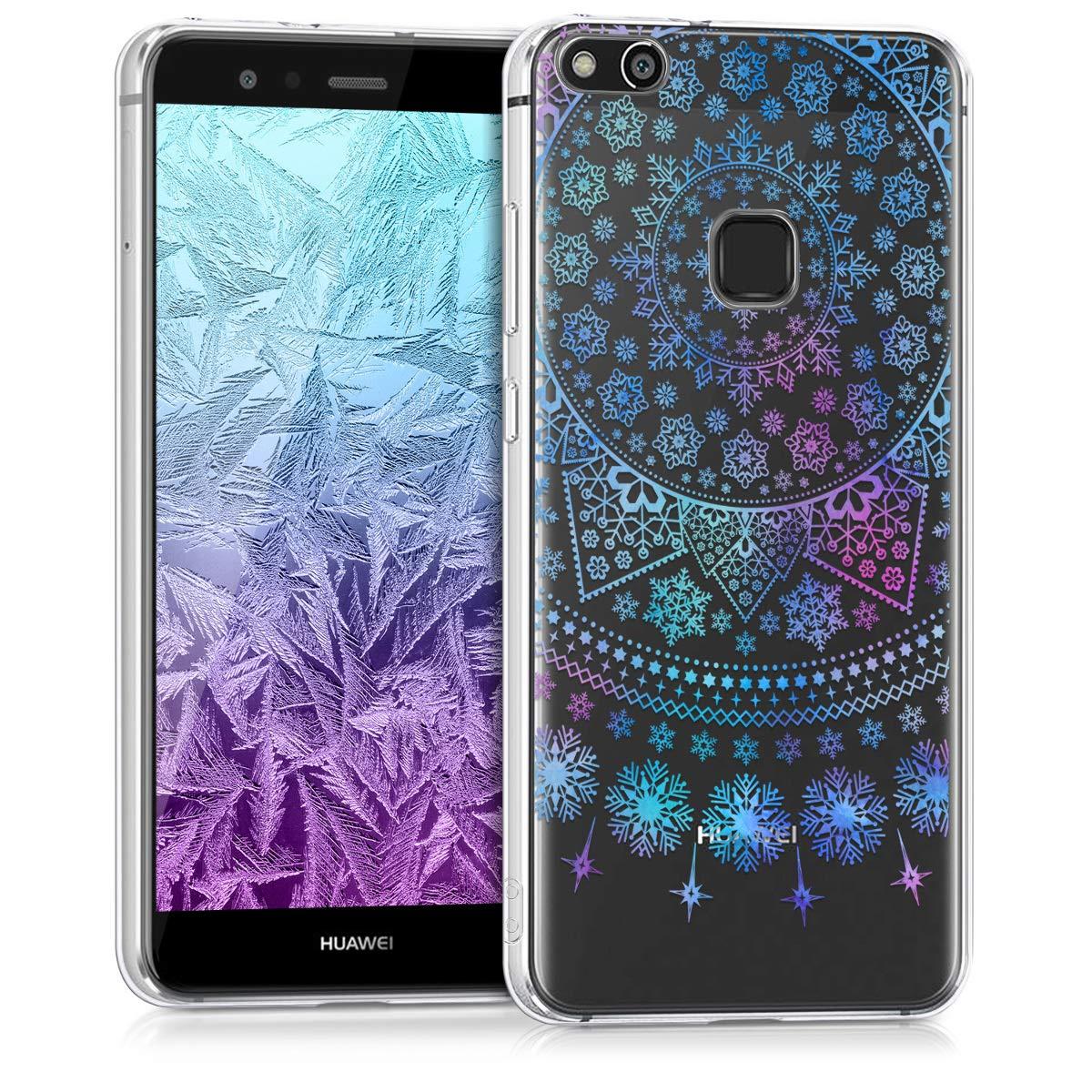 COVER per Huawei P10 Lite Custodia Silicone Case Trasparente