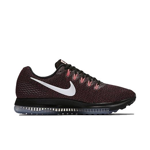 Nike Zoom All out - Zapatillas de Running para Mujer, Color Negro y Blanco: Amazon.es: Deportes y aire libre