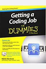 Getting a Coding Job For Dummies Paperback