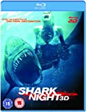 Shark Night 3D (Blu-ray + Blu-ray 3D)