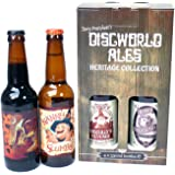 Discworld Ales : Heritage Collection 4 Bottle Presentation Pack (Version 4)