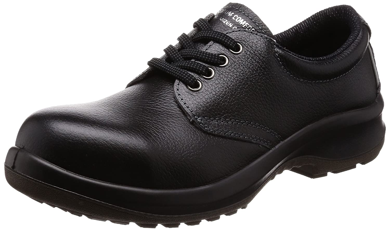 [ミドリ安全] 安全靴 JIS規格 短靴 プレミアムコンフォート メンズ B079BC371S 27.0 cm 4E|ブラック