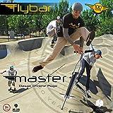 Flybar Chrome Master Pogo Stick For Kids Ages 9