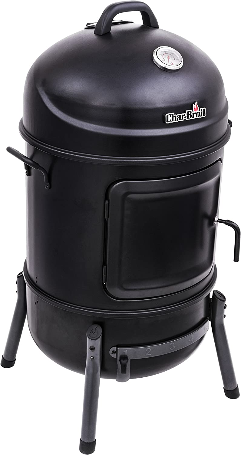 Best electric smokers under 300: Char-Broil Bullet Charcoal