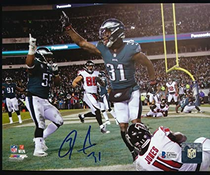 20977e63860 Image Unavailable. Image not available for. Color: Jalen Mills Autographed  ...