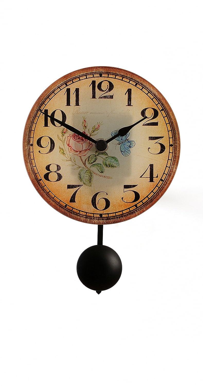 モダン壁時計 クォーツ式 Zeitpunkt社 B07D985N5D